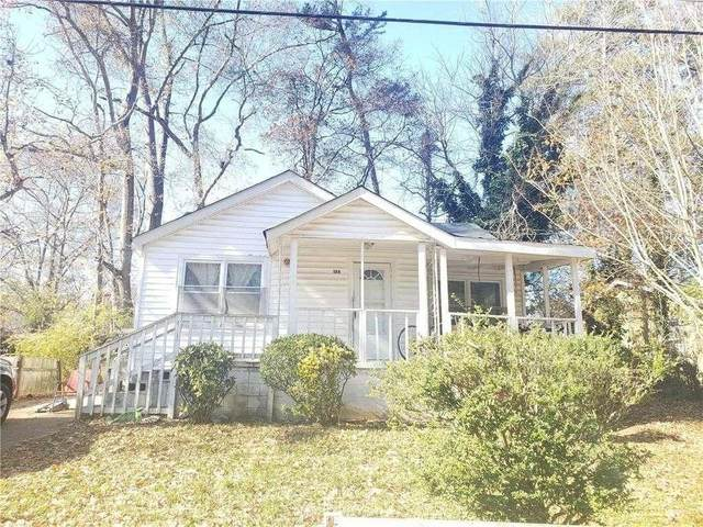 186 Margaret Street, Fairburn, GA 30213 (MLS #6894063) :: North Atlanta Home Team