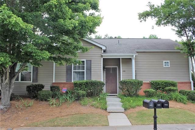 600 Windcroft Circle NW, Acworth, GA 30101 (MLS #6894071) :: North Atlanta Home Team