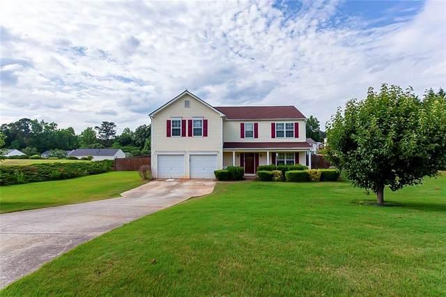 3538 Saddle Creek Lane, Ellenwood, GA 30294 (MLS #6894088) :: North Atlanta Home Team
