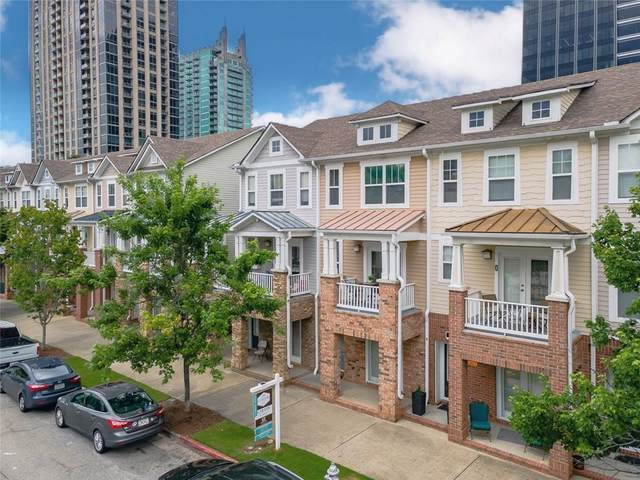 213 16th Street NW #8, Atlanta, GA 30363 (MLS #6894092) :: North Atlanta Home Team