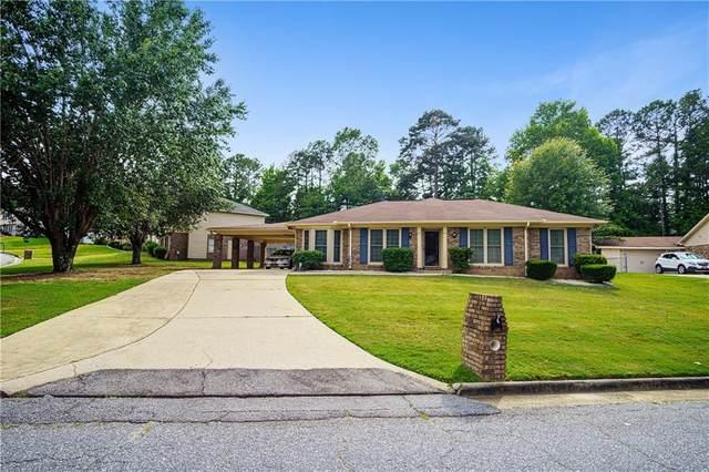 3301 Musket Drive, Columbus, GA 31907 (MLS #6894119) :: North Atlanta Home Team