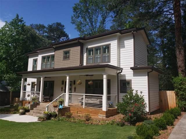 1339 Fenway Circle, Decatur, GA 30030 (MLS #6894148) :: RE/MAX Prestige