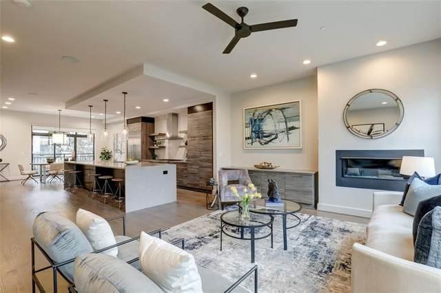 908 Lenox Boulevard NE #6, Atlanta, GA 30324 (MLS #6894205) :: Kennesaw Life Real Estate