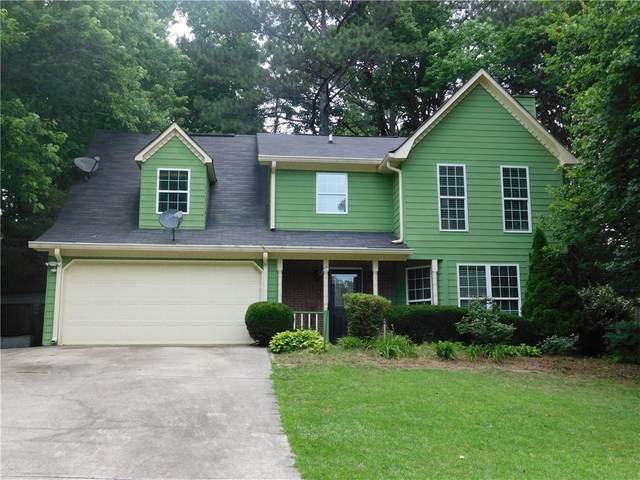 4921 Sugar Creek Drive, Sugar Hill, GA 30518 (MLS #6894249) :: North Atlanta Home Team