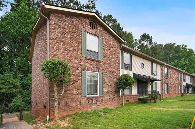 5525 Kingsport Drive, Sandy Springs, GA 30342 (MLS #6894256) :: Path & Post Real Estate