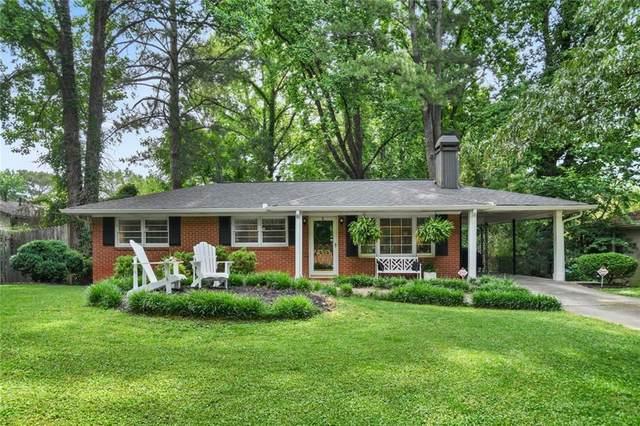 1985 Seaboard Place NW, Atlanta, GA 30318 (MLS #6894270) :: North Atlanta Home Team