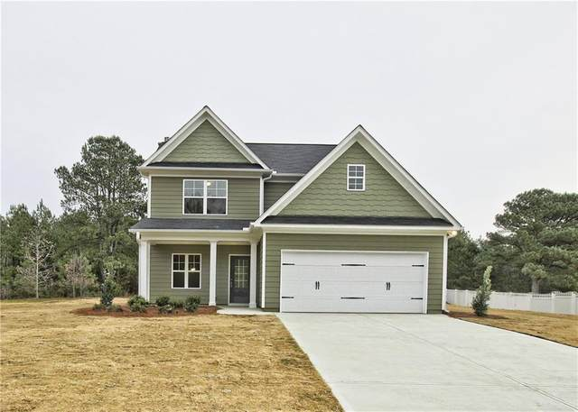 Lot 1 Finley Drive, Commerce, GA 30529 (MLS #6894318) :: Kennesaw Life Real Estate