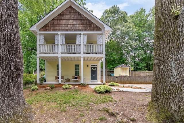 483 Pine Drive, Pine Lake, GA 30072 (MLS #6894338) :: The Hinsons - Mike Hinson & Harriet Hinson