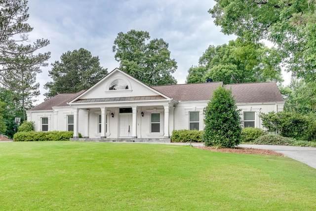 4180 Sentinel Post Road NW, Atlanta, GA 30327 (MLS #6894447) :: The Hinsons - Mike Hinson & Harriet Hinson