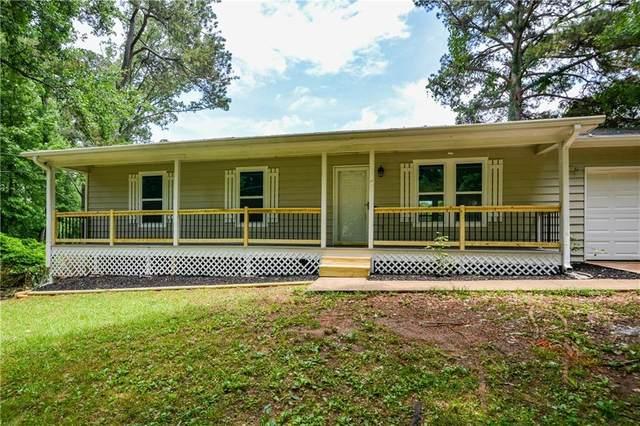 4587 Alder Lane, Powder Springs, GA 30127 (MLS #6894450) :: North Atlanta Home Team