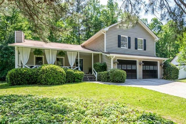 3027 Favor Pines Court SW, Marietta, GA 30060 (MLS #6894484) :: North Atlanta Home Team