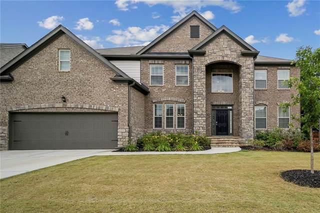 4606 Woodland Bank Boulevard, Buford, GA 30518 (MLS #6894492) :: North Atlanta Home Team