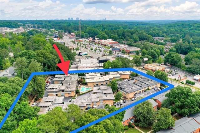 4300 Chastain Walk NE #47, Atlanta, GA 30342 (MLS #6894502) :: RE/MAX Prestige