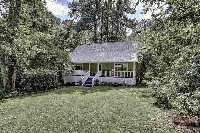 134 Junaluska Drive, Woodstock, GA 30188 (MLS #6894523) :: North Atlanta Home Team