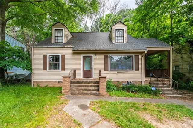 1268 Eastland Road SE, Atlanta, GA 30316 (MLS #6894541) :: North Atlanta Home Team