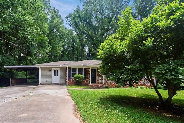 5069 Jones Road, Austell, GA 30106 (MLS #6894546) :: North Atlanta Home Team