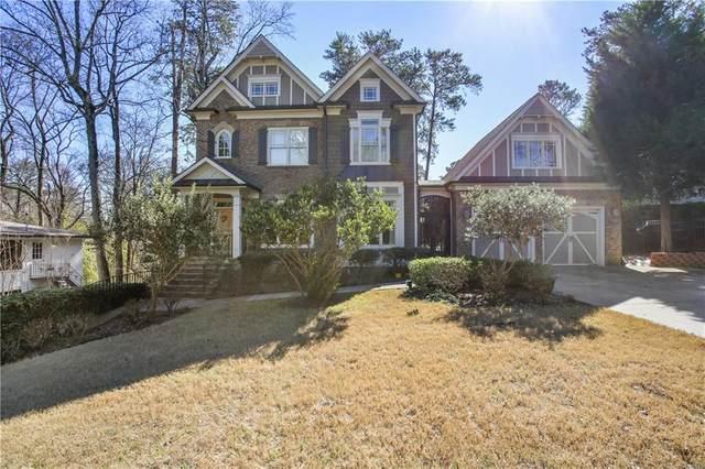 2733 Caldwell Road NE, Brookhaven, GA 30319 (MLS #6894561) :: Kennesaw Life Real Estate