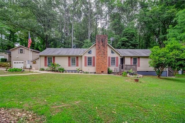 111 Old Alabama Road SE, Emerson, GA 30137 (MLS #6894562) :: North Atlanta Home Team