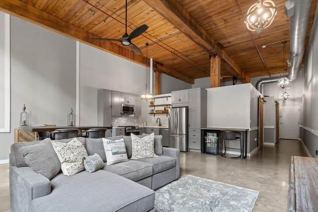 170 Boulevard SE H314, Atlanta, GA 30312 (MLS #6894570) :: Path & Post Real Estate