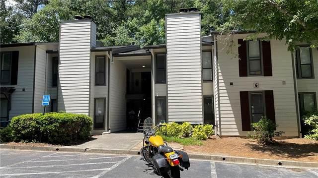 9400 Roberts Drive 6C, Sandy Springs, GA 30350 (MLS #6894592) :: North Atlanta Home Team