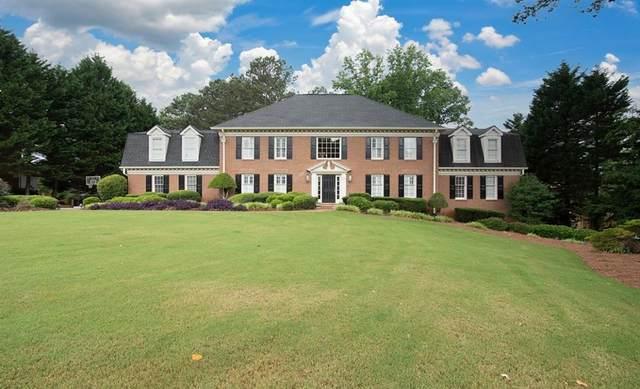1970 Carrington Court, Smoke Rise, GA 30087 (MLS #6894618) :: North Atlanta Home Team