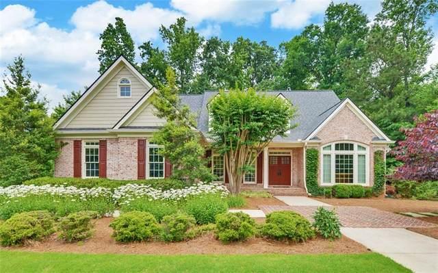 141 Taylor Ridge Way, Milton, GA 30004 (MLS #6894625) :: North Atlanta Home Team