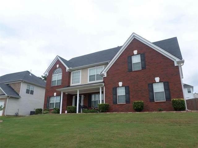 402 Thompson Court, Hampton, GA 30228 (MLS #6894627) :: RE/MAX Center