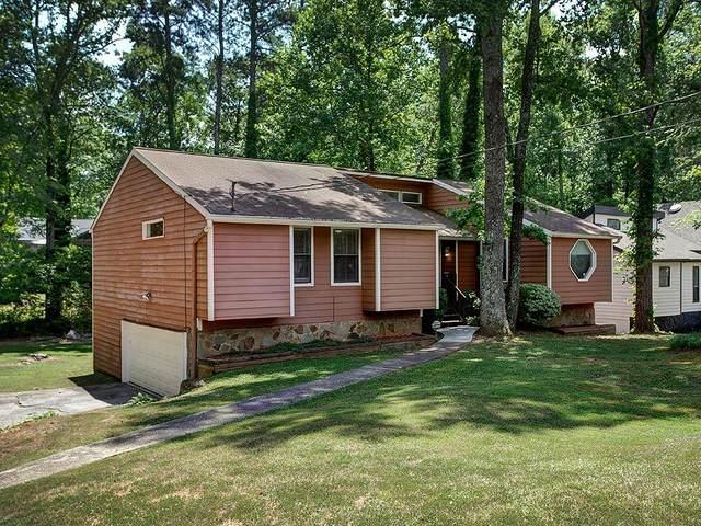 930 Post Road Circle, Stone Mountain, GA 30088 (MLS #6894631) :: North Atlanta Home Team