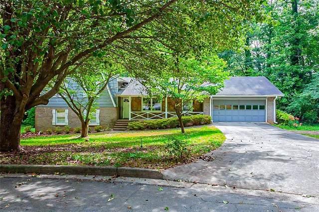 2400 Lansdowne Court, Lawrenceville, GA 30044 (MLS #6894644) :: North Atlanta Home Team