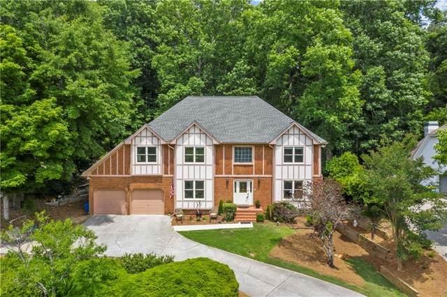 5830 Wilbanks Drive, Peachtree Corners, GA 30092 (MLS #6894702) :: North Atlanta Home Team