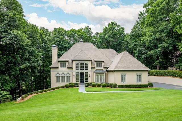 845 Jett Ferry Manor, Sandy Springs, GA 30350 (MLS #6894733) :: North Atlanta Home Team
