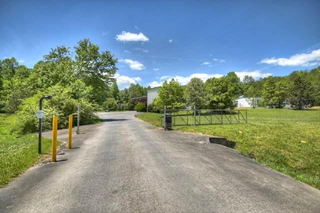 2624 Tennis Court Road, Blue Ridge, GA 30513 (MLS #6894746) :: Kennesaw Life Real Estate