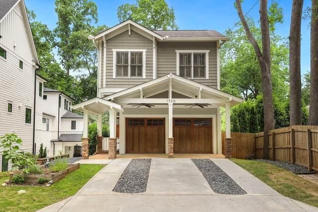 1526 Iverson Street NE, Atlanta, GA 30307 (MLS #6894748) :: 515 Life Real Estate Company