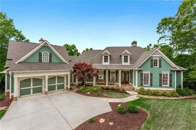 127 Laurelwood Lane, Dahlonega, GA 30533 (MLS #6894763) :: North Atlanta Home Team