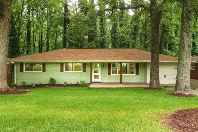1869 Idlewood Drive, East Point, GA 30344 (MLS #6894805) :: North Atlanta Home Team