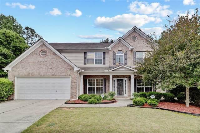 3480 Benefield Place SW, Atlanta, GA 30349 (MLS #6894887) :: North Atlanta Home Team