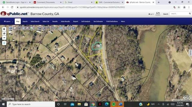 966 Gainesville Highway, Winder, GA 30680 (MLS #6894974) :: Dillard and Company Realty Group