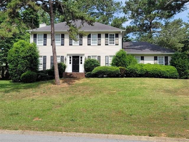 1785 Spindle Top Court SW, Lilburn, GA 30047 (MLS #6894977) :: North Atlanta Home Team
