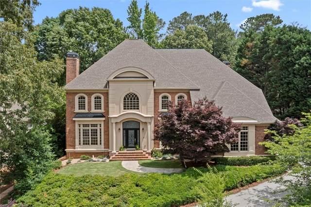 3620 Newport Bay Drive, Alpharetta, GA 30005 (MLS #6894986) :: North Atlanta Home Team