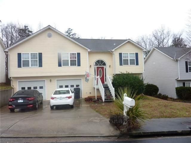 205 Ashland Manor Drive, Lawrenceville, GA 30045 (MLS #6894994) :: North Atlanta Home Team