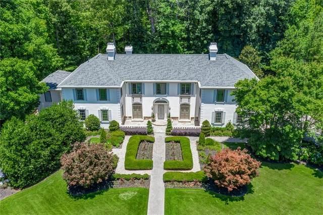 4350 NW Freys Farm Lane NW, Kennesaw, GA 30152 (MLS #6894995) :: Path & Post Real Estate
