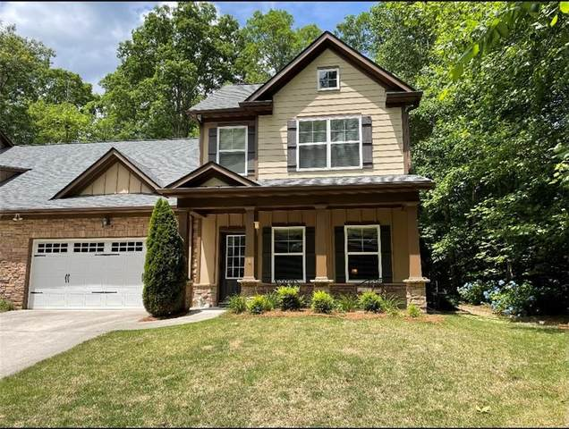 155 Hawks View, Dahlonega, GA 30533 (MLS #6894997) :: North Atlanta Home Team