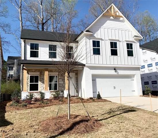 161 Crest Brooke Drive, Holly Springs, GA 30115 (MLS #6895008) :: North Atlanta Home Team