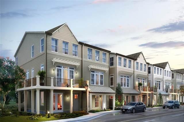 1246 Oxley Place NW #10, Atlanta, GA 30307 (MLS #6895009) :: Kennesaw Life Real Estate