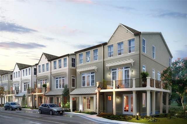 1220 Oxley Place NW #1, Atlanta, GA 30307 (MLS #6895018) :: Kennesaw Life Real Estate