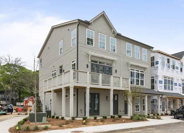 1236 Oxley Place NW #6, Atlanta, GA 30307 (MLS #6895028) :: AlpharettaZen Expert Home Advisors