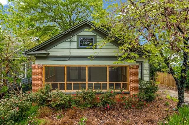 1270 Oak Grove Avenue SE, Atlanta, GA 30316 (MLS #6895034) :: Path & Post Real Estate
