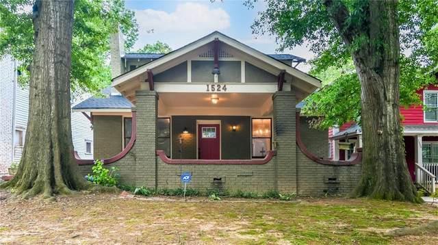 1524 S Gordon Street SW, Atlanta, GA 30310 (MLS #6895060) :: 515 Life Real Estate Company