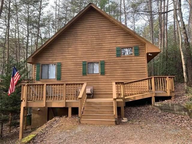 75 Blueberry Hill, Sautee Nacoochee, GA 30533 (MLS #6895096) :: Oliver & Associates Realty