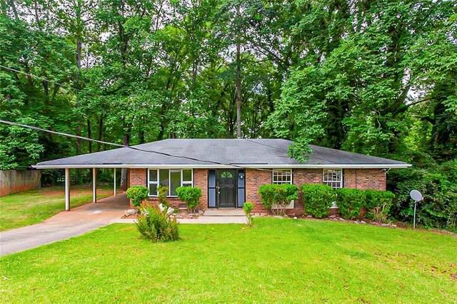 1368 Colony East Court, Stone Mountain, GA 30083 (MLS #6895140) :: North Atlanta Home Team